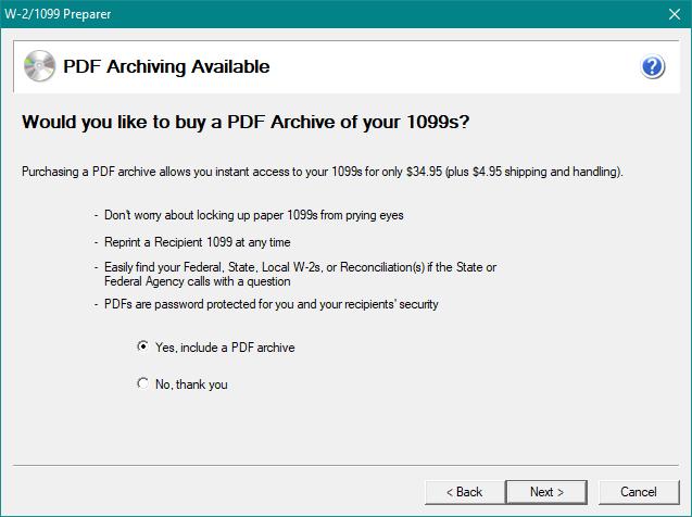 Aatrix 1099 Efiling Process