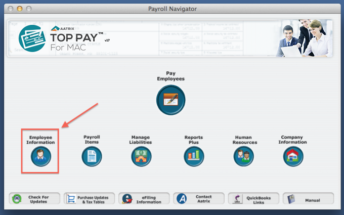 Learn how to enter new employees into Aatrix Top Pay.