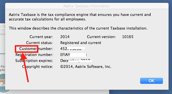 FAQ: How do I correct the error, 'This Employee has been encrypted with a different Customer Number.'
