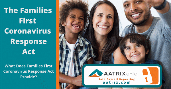 What Is The Families First Coronavirus Response Act And Who Qualifies