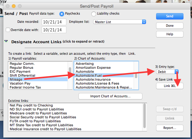 Learn how to set up a new payroll item in the Aatrix Payroll Series.