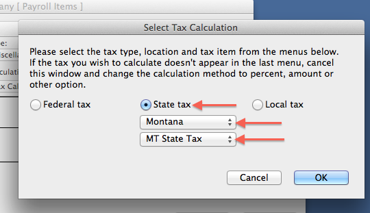 Learn how to set up additional State Withholding deductions.