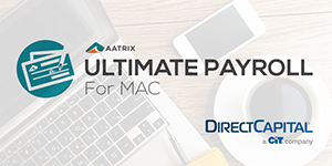 Aatrix Ultimate Payroll named one of the best Payroll Softwares for Small Businesses
