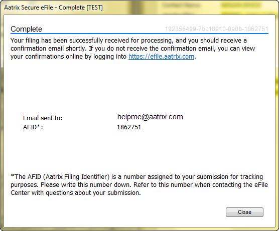 Aatrix :: W-2/1099 Corrections