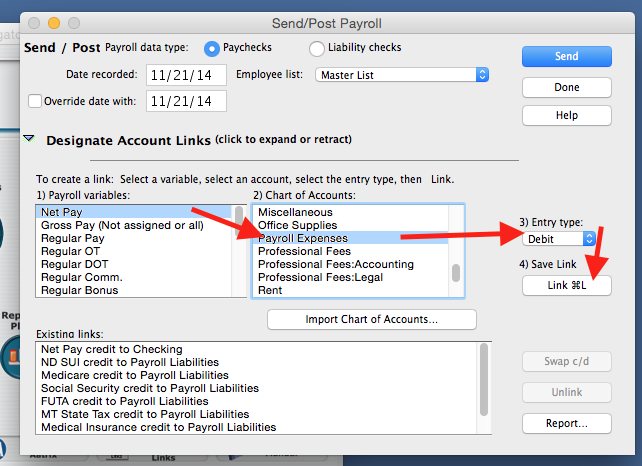 FAQ: How do I correct the error message 'Out of Balance' when posting my payroll?