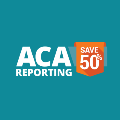 Save up to 50% on your Affordable Care Act (ACA) Reporting - eFile with Aatrix!